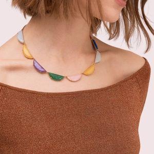Kate Spade NY Half Moon necklace
